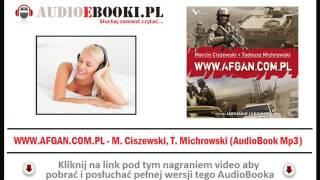 WWW.AFGAN.COM.PL - Audiobook Mp3 - Marcin Ciszewski, Tadeusz Michrowski - Książka Audio.