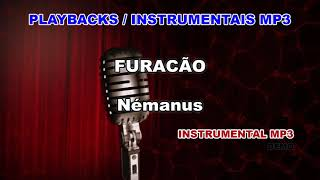 ♬ Playback / Instrumental Mp3 - FURACÃO - Némanus