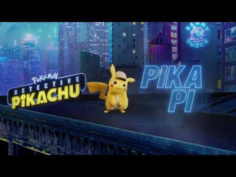 POKÉMON Detective Pikachu - Masthead