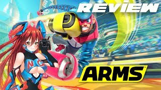 Arms Review - Virtual On Gone Nintendo