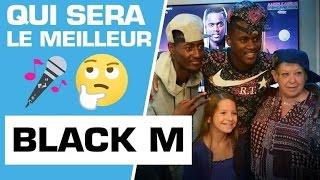 Qui sera le meilleur Black M ?! - Marion et Anne-So