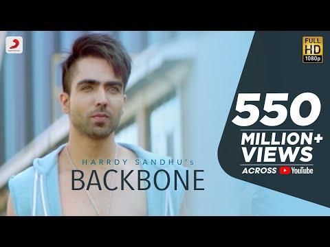 BACKBONE LYRICS - Hardy Sandhu | Latest Romantic Song 2017