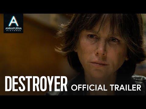 DESTROYER   Official Trailer