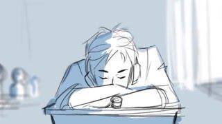"Speed Of Love ( Owl City ) -  "" Daruma Animatic """