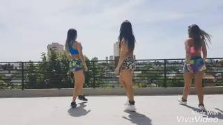 Dança do Creu Argentina - Paula Amoedo