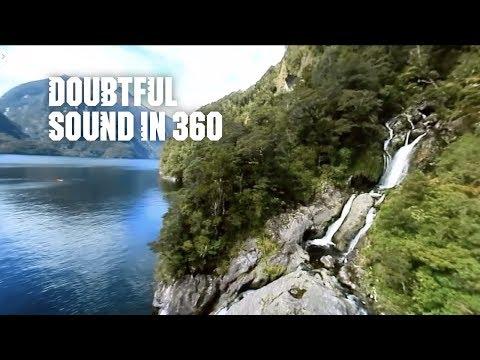 Doubtful Sound: A Birds Eye View of Doubtful Sound