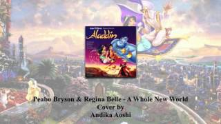 Peabo Bryson and Regina Belle - A Whole New World (Cover)