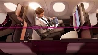Qatar Airways New Boarding Music by Dana Al Fardan