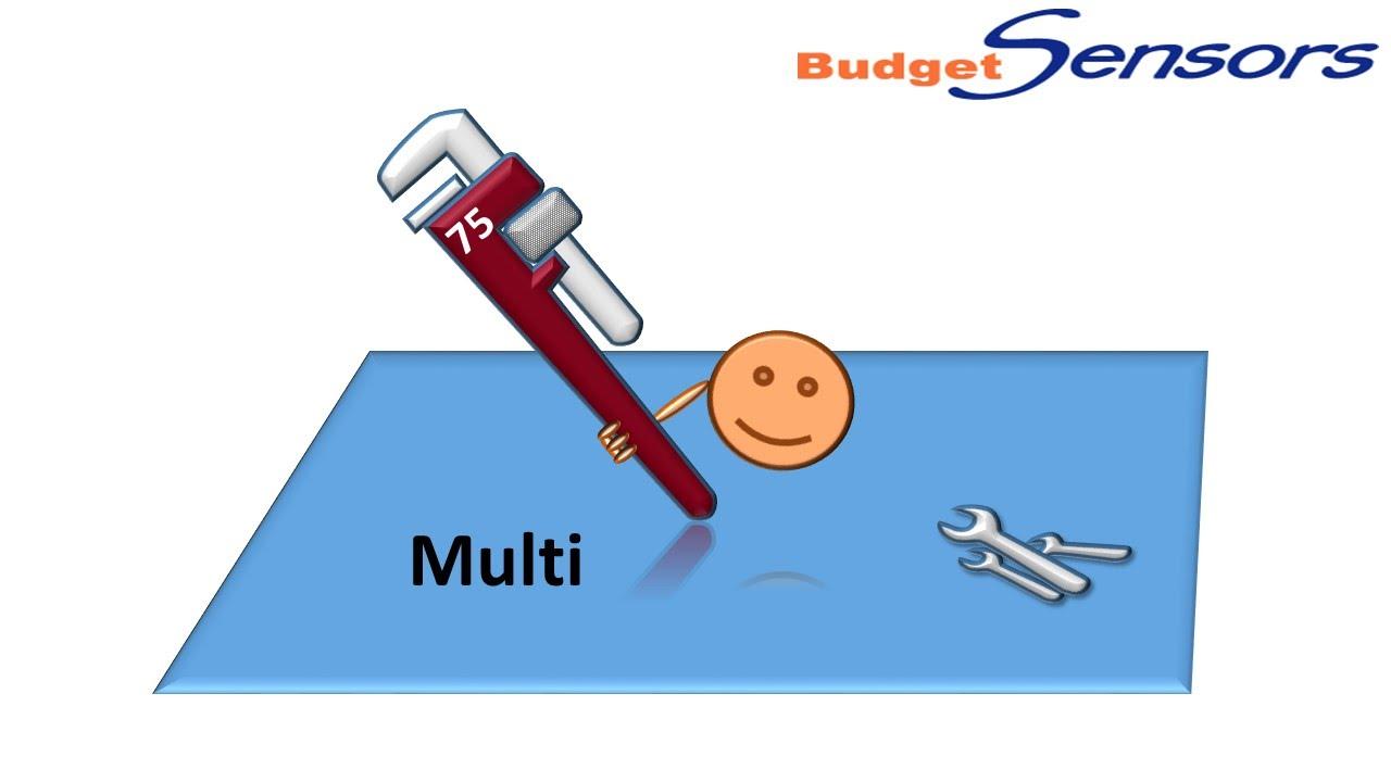 BudgetSensors Multi75 Series AFM Probes thumb