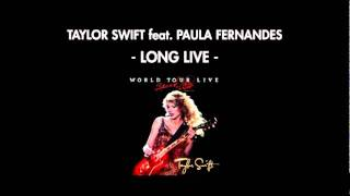 Taylor Swift e Paula Fernandes - Long Live