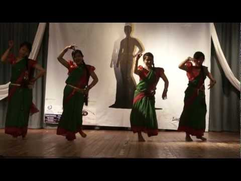 Teej Special Dance At Miss UK Nepal 2012