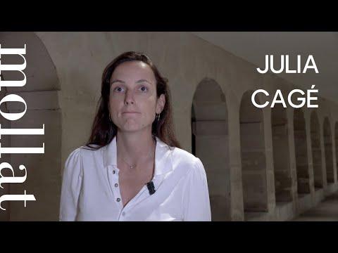 Vidéo de Julia Cagé