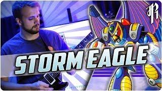 MEGA MAN X - STORM EAGLE || Metal Cover (and bonus update!!)