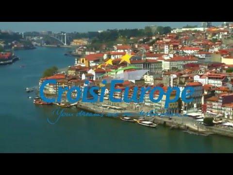 Elvecruise på Douro i Portugal