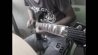 Şebnem Ferah Metin Türkcan - Gözlerimin Etrafındaki Çizgiler - Elektro Gitar Solo Cover