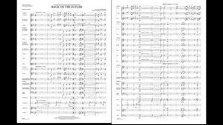 Back to the Future (Main Theme) by Alan Silvestri/arr. Johnnie Vinson
