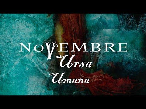 novembre-umana-lyrics-video-from-ursa-peacevillerecords