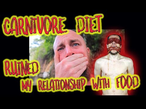 I was so wrong : CARNIVORE KETO diet RUINED my RELATIONSHIP with food