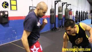 Muay Thai Mississauga | How to Use the Oblique Kick | Kombat Arts