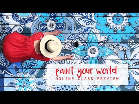paint your world promo