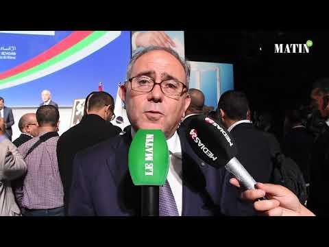 Elections CGEM :Déclaration de Hakim Marrakchi après le vote