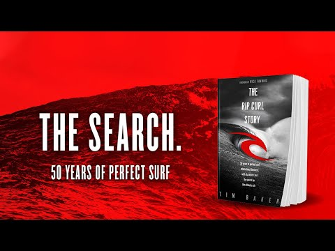 The Rip Curl Story   50 Years of Perfect Surf
