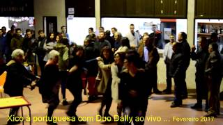 Xico no bailarico com Duo Dally ao vivo 2017