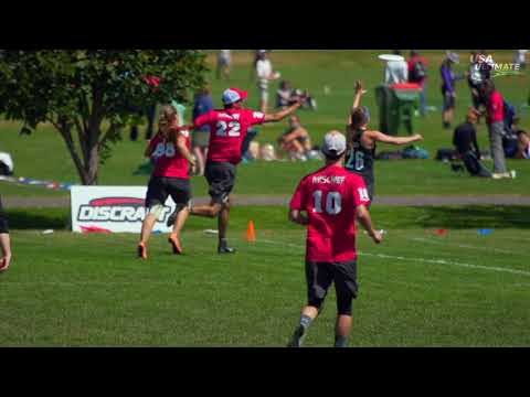 Video Thumbnail: 2017 U.S. Open Club Championships: Mixed Defensive Highlights
