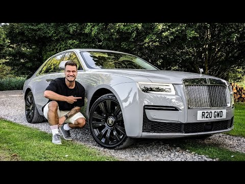 WORLD FIRST | Testing The New Rolls Royce Ghost's Planar Technology!