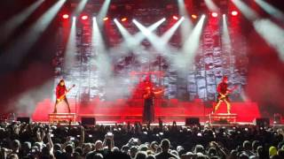 """Disturbed - """"Ten Thousand Fists"""" Live at Bank of New Hampshire Pavilion"""