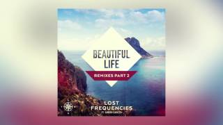 Lost Frequencies - Beautiful Life feat. Sandro Cavazza (R.O. Remix) [Cover Art]