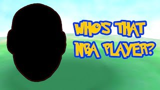 Are You A BANDWAGON? || Who's That NBA Player (NBA Quiz)