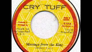 Prince Far I & Culture - Message From The King [Black Reggae Music]