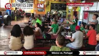 Mexico vs. Portugal Chitown Futbol