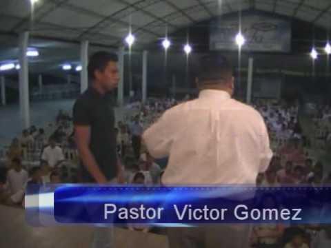 Pastor Victor Gomez  –  Cruzada Evangelista en Ecuador – Una Esperanza Viva