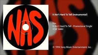 Nas - It Ain't Hard To Tell (Instrumental)