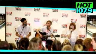 HOT1079 LIVE! - Carly Rae Jepsen - I Really Like You