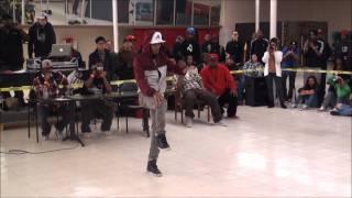 Marquese 'Nonstop' Scott   Dubstep Dance   Take Me Away