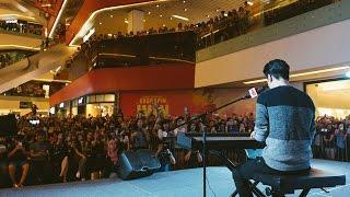 Eric 周興哲「愛,教會我們的事」2016大馬宣傳之旅 - 吉隆坡 Sunway Putra Mall签唱