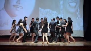 "CONGA CORP DANCE RUEDA DE CASINO AVE MARIA MORENA, CUENCA ""BAILA AL MUNDO"""