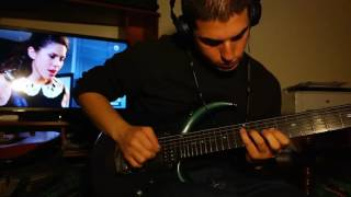 Avenged Sevenfold - 'Paradigm' Guitar Solo Cover