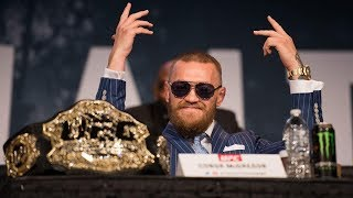 Conor McGregor Highlights 2018 / Gangsta's Paradise