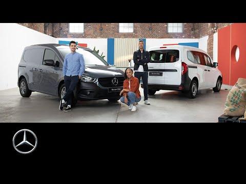 Q&A zum neuen Citan von Mercedes-Benz