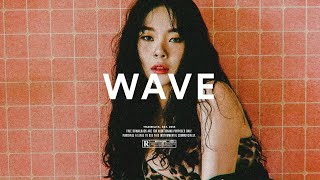 "GroovyRoom x Sik-k Type Beat ""WAVE"" R&B/Hip-Hop Instrumental 2018"