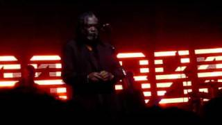 Massive Attack - Girl I Love You (ft Horace Andy) @ the Warfield
