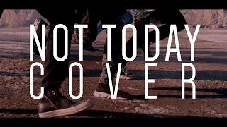 [Cover] BTS 방탄소년단 - NOT TODAY (+English lyrics)