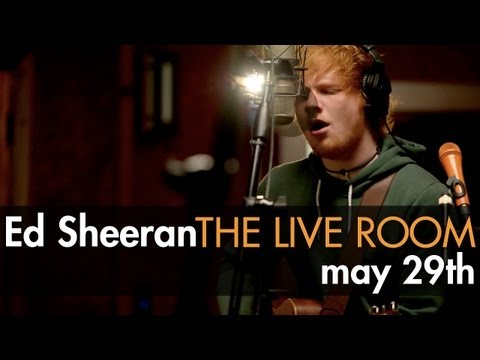 ed sheeran live room ed sheeran captured in the live room trailer the 12464