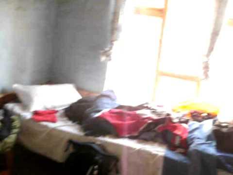 Martin in Nepal – Zimmerbesichtigung