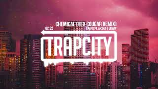 KRANE ft. Ahsha & Lemay - Chemical (Hex Cougar Remix) [Lyrics]