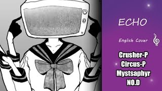 【No.D】 - ECHO [Vocaloid - Gumi] Full (English Version)